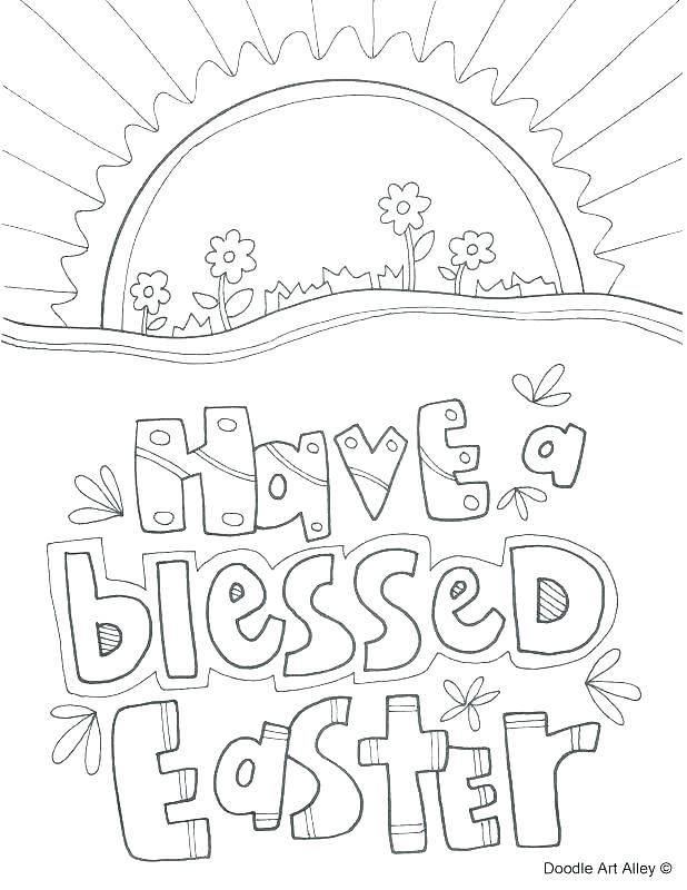 graphic regarding Christian Easter Coloring Pages Printable Free named non secular easter colouring web pages printable totally free spiritual
