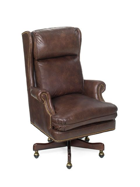 Bradington Young Russell Executive Swivel Tilt Chair