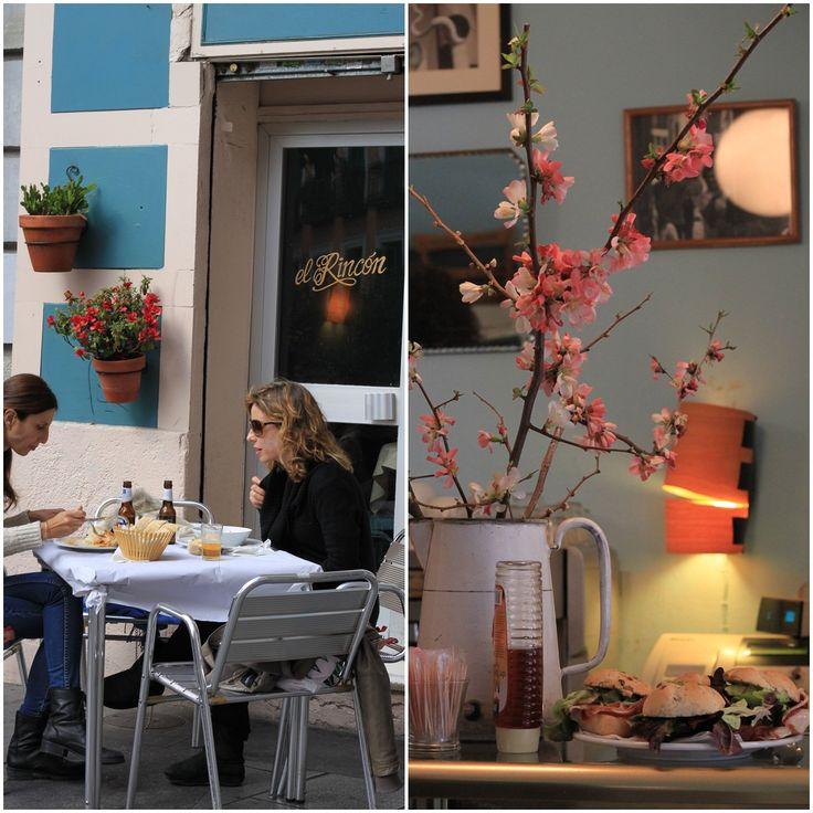 Cafe El Rincón - Madrid