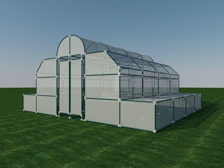 Build Your Own Pvc Greenhouse : Best images about diy plans on pinterest shops