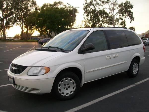 2003 Chrysler Town & Country LX Minivan- 97K Miles (Anaheim) $3400