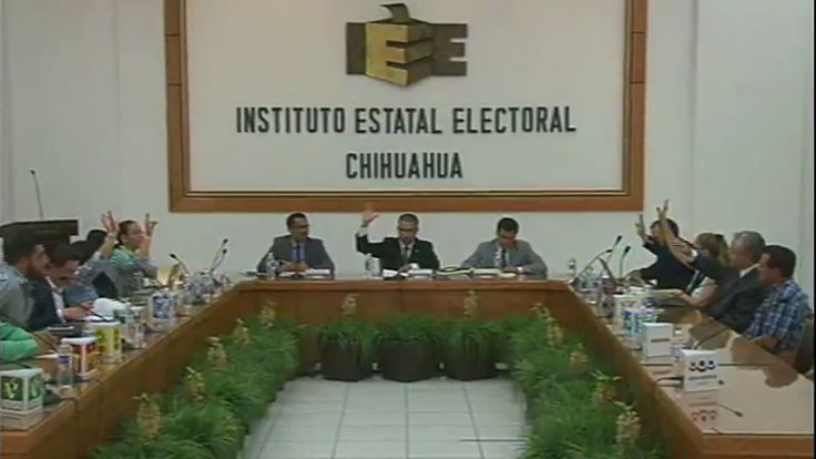 <p>Chihuahua, Chih.- En las pasadas elecciones el Instituto Estatal electoral hizo un contrato de comodato con el Instituto Nacional Electoral con el fin de