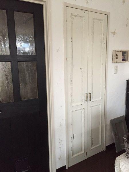 DIY:クローゼットの扉 : 大吉とのゆかいな生活 a0239965_13441038.jpg