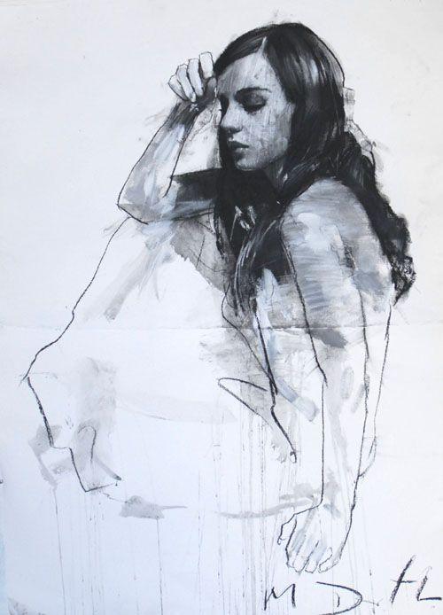 Mark Demsteader Contemporary Figurative Artist