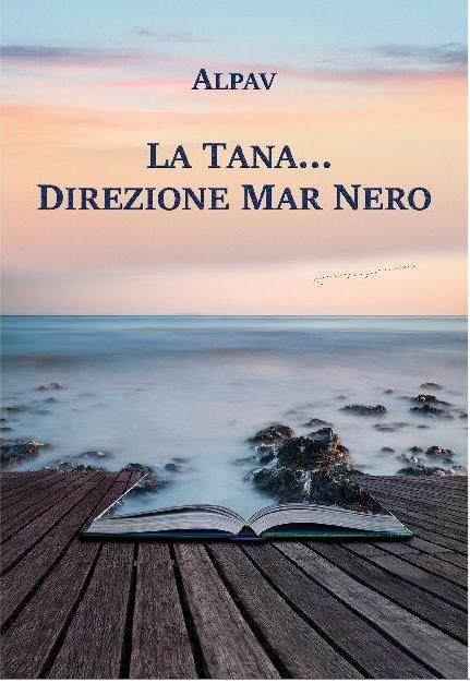 la copertina del romanzo di Alpav