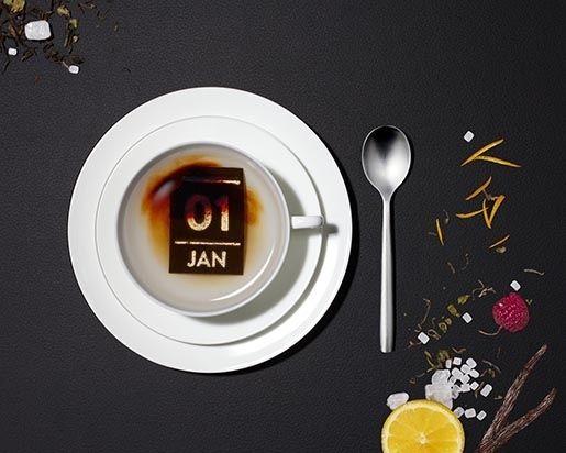 tea calendar!