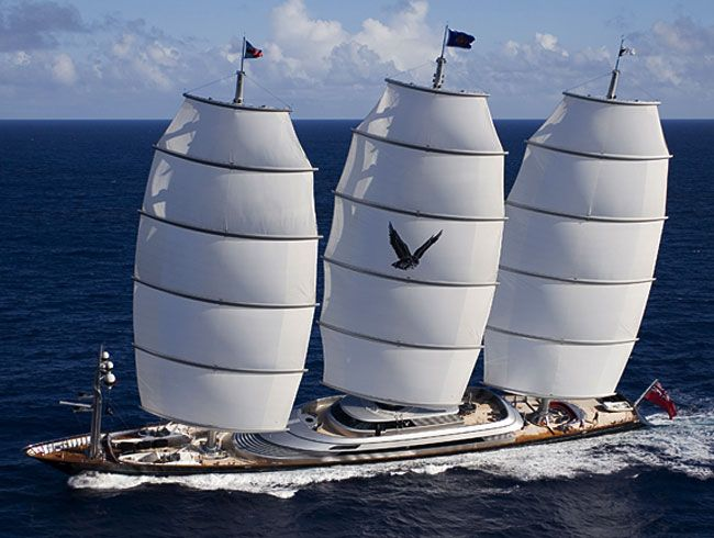 Maltese Falcon and our customers!