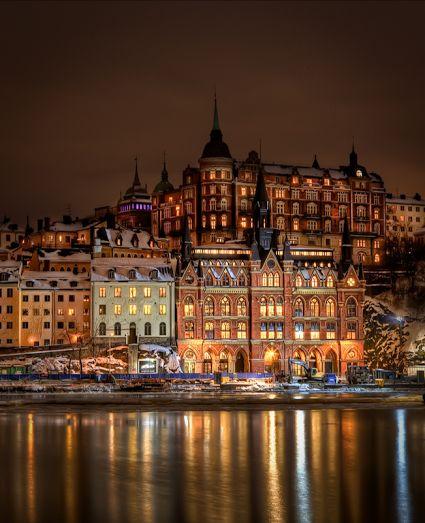 Södermalm - Stockholm ©Carl Filip Nystedt