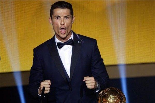 Cristiano Ronaldo: Mi punto más fuerte es la ambición de querer ser siempre mejor  Foto: EFE