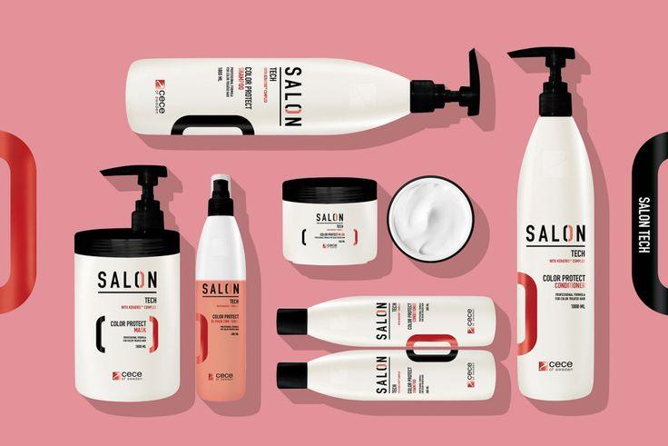 SALON Tech Color Protect Range