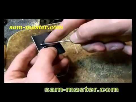 Как научиться прошивать обувь крючком. Ремонт обуви.