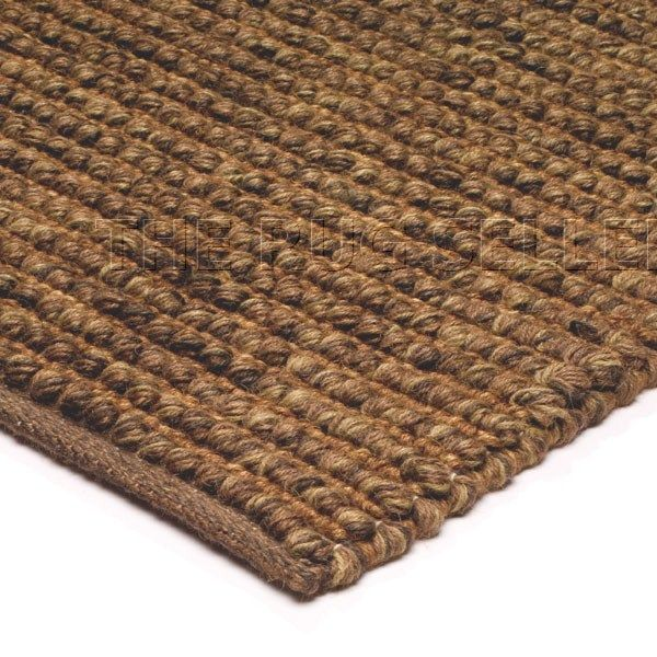 Jute Rugs in Brown - Free UK Delivery - The Rug Seller