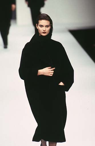 Shalom Harlow - Max Mara - Ready-to-Wear - Runway Collection - Women Fall / Winter 1997