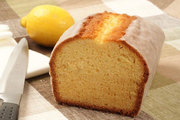 Zitronenkuchen (25 x 11 cm) Rezept | Dr. Oetker