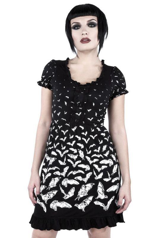 d0dcdd4655 sukienka KILL STAR - BLOODSUCKERS - sklep RockMetalShop.pl ...