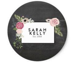 Sarah Kelly top label
