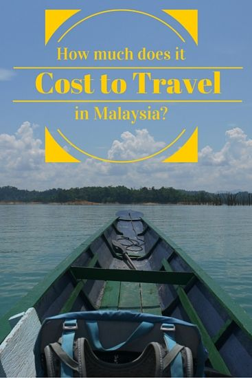 We spent four weeks travelling around Malaysia, find out how much money we spent there in our Malaysia Travel Costs breakdown, including food, transport and accommodation prices.