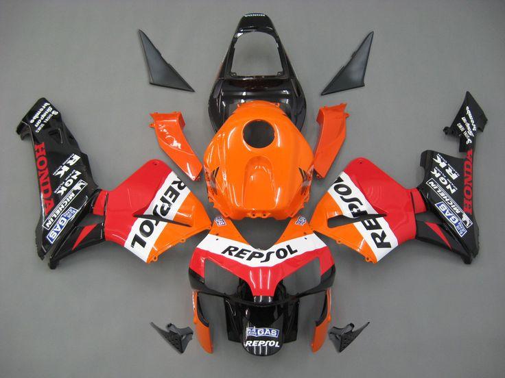 Mad Hornets - Fairings Honda CBR 600 RR Repsol Racing (2003-2004), $449.99 (http://www.madhornets.com/fairings-honda-cbr-600-rr-repsol-racing-2003-2004/)