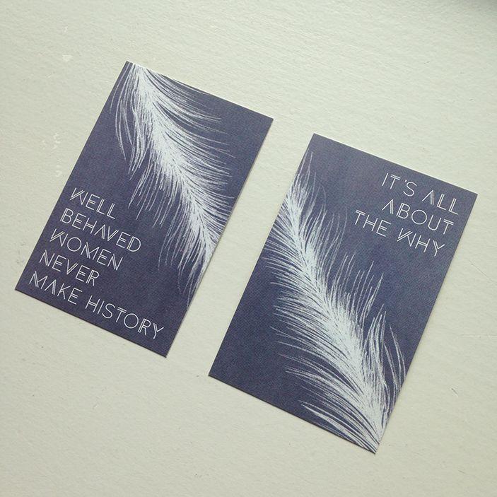 Studio Neeltje   Identity for scriptwriter 'Ellen Writes' #identitydesign #businesscards