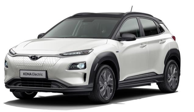 Brand New Ev From Hyundai Kona In 2020 Hyundai Kona Hyundai Air Bag
