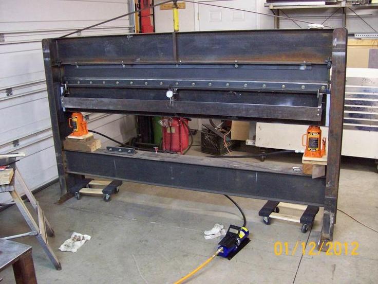 100 800 x 600 91 press brake pinterest metals metal bending and bending for Plan b design fabrication inc