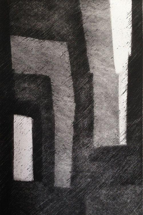 Artist: John Hopkins Title: Progression 6 Size: 10