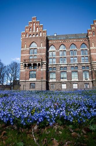University library, Lund