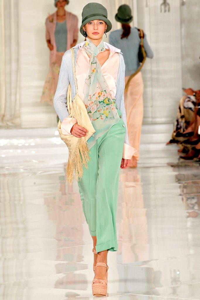 RALPH LAUREN  COLLECTION/2012/spring
