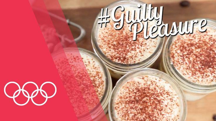 Olympic Inspired Tiramisu Recipe | #GuiltyPleasure with Domestic Geek