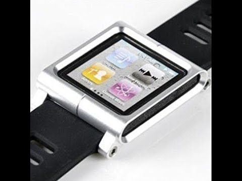 reviewing my ipod nano 6th generation - YouTube