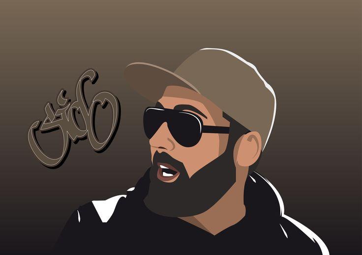 Sido. German Rapper