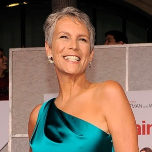 Jamie Lee Curtis, okay she was pretty gorgeous young, but has aged gracefully