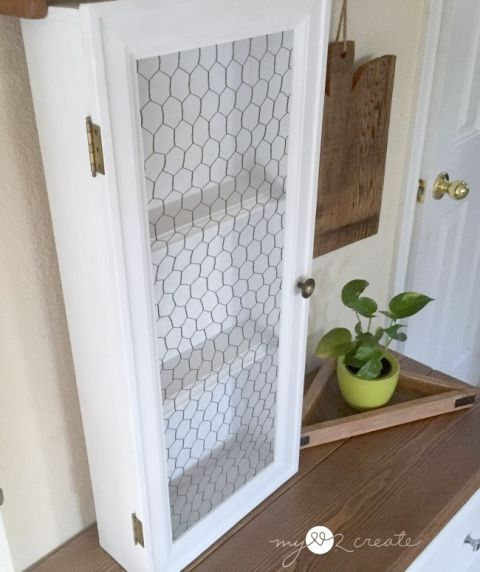 Old Drawer Repurposed Into A Cabinet Mylove2create For