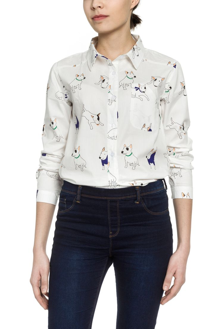 Dog patterned shirt.  http://alabamashop.hu/