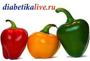 польза овощей и фруктов при диабете