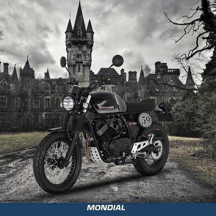 Ona sahipsen, her zaman yolda olmak isteyeceksin! Buccaneer 250i, #Mondial showrromlarında seni bekliyor.  www.mondialmotor.com.tr