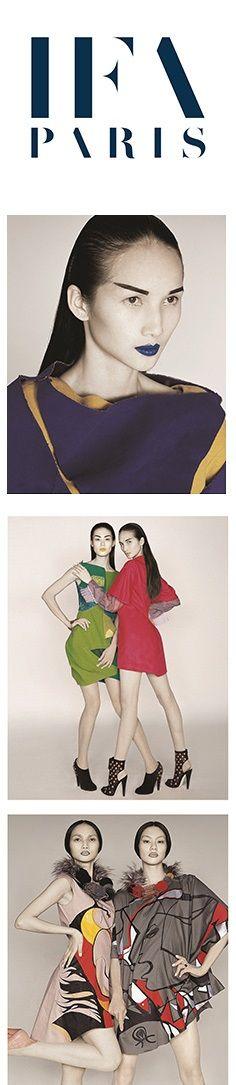#IFAParis #Student'swork #Paris #Shanghai #Fashionschool #Fashion