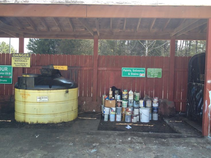 Make sure to use of your local transfer station in and keep an ear our for local HHW events in Central Virginia where you can properly dispose of House Hold Hazardous Waste. You can find more information on these events on #CVWMA's website: http://cvwma.com/programs/other-cvwma-programs-2/