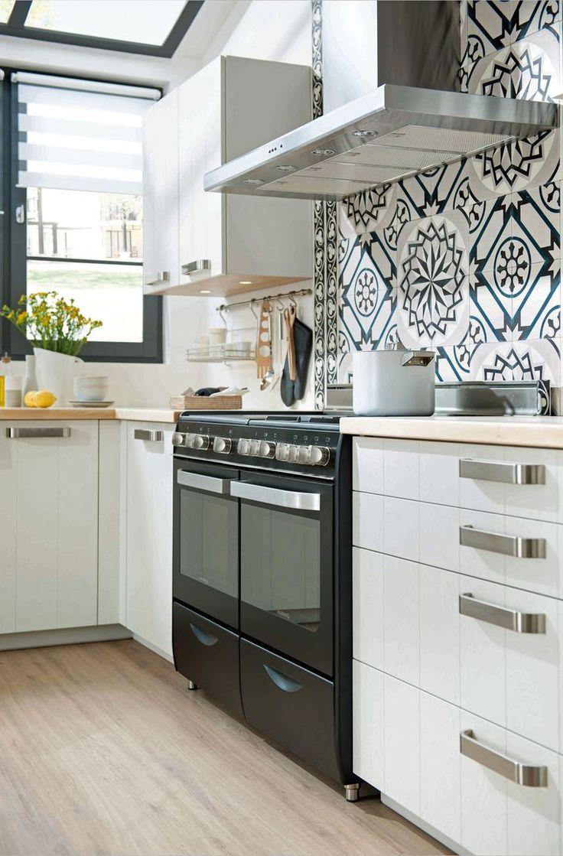 Les 25 meilleures id es de la cat gorie cuisine schmidt sur pinterest cuisine quip e moderne - Cuisine carreau de ciment ...