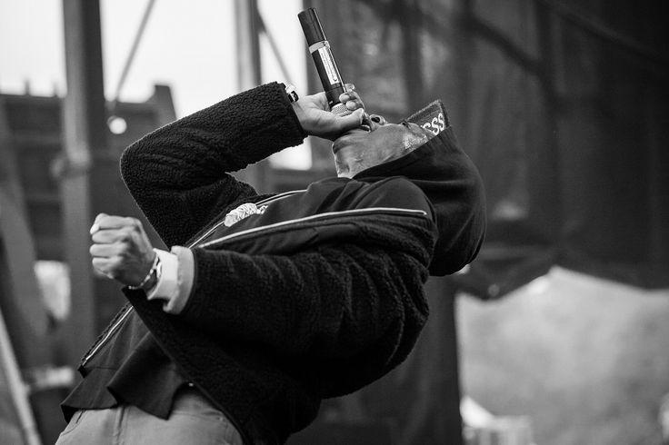Joey Bada$$ @ FFF Fest 2015