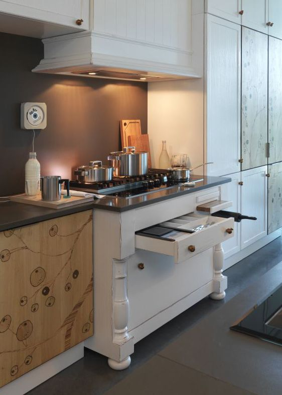 KITCHEN collection ACQUACOTTA 100% hand made in Italy www.marchettimaison.com GRAND CUVEE MODEL