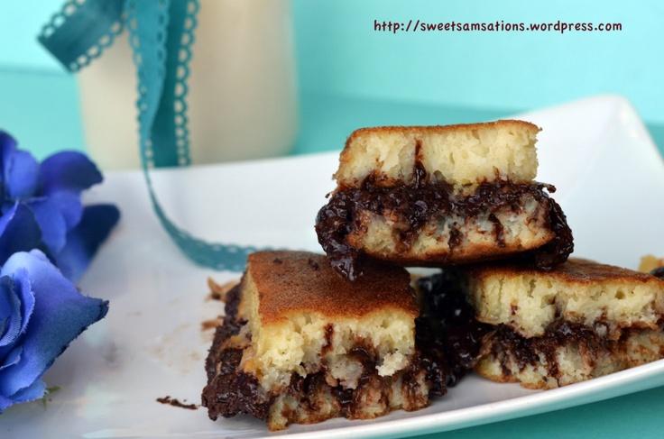 Indonesian Sweet Pancakes: Martabak Manis