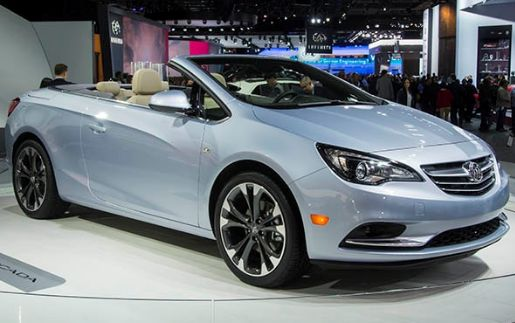 2017 Buick Cascada Photos, Release Date, Price - New Car Rumors