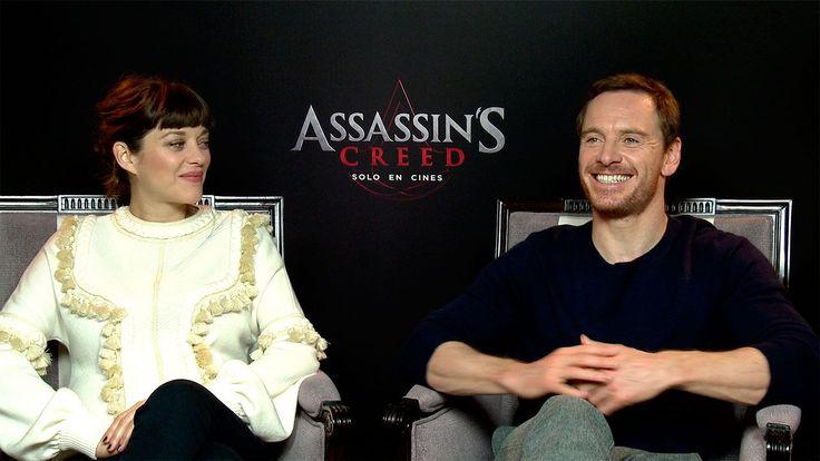 """Michael Fassbender, estrella de Assassin´s Creed: """"Los saltos de fe eran angustiosos"""""""