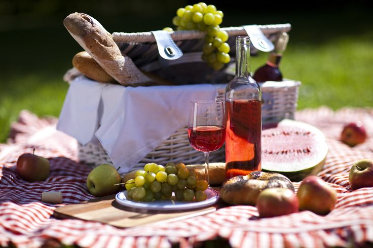 There's no better way to enjoy summer than with a lazy picnic under the trees.