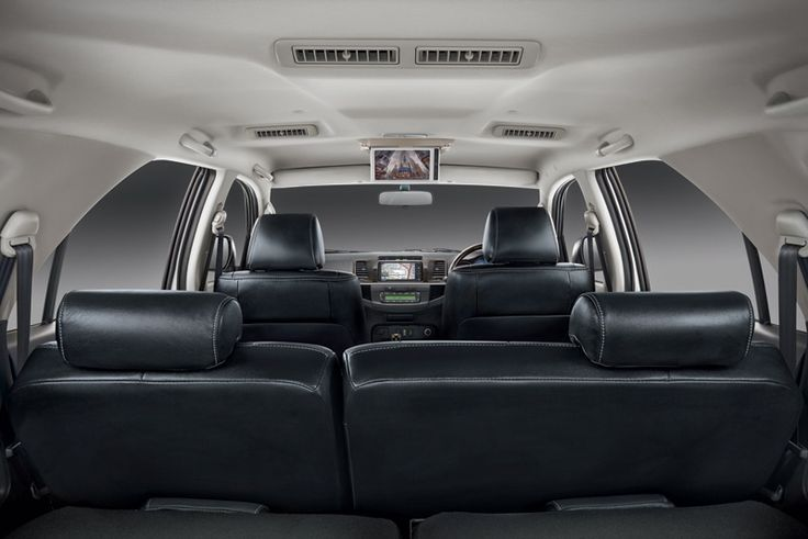 Toyota Fortuner 2,7G Lux TRD Bensin Interior 1