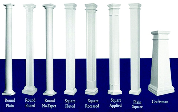 17 best images about our products on pinterest shower for Permacast columns