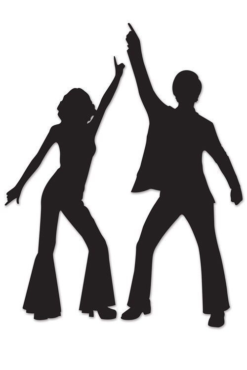 Image issue du site Web http://www.fiesta-magic.com/media/catalog/product/cache/1/image/9df78eab33525d08d6e5fb8d27136e95/2/-/2-decorations-silhouettes-disco-54618.jpg