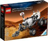 The LEGO® NASA Mars Technology Laboratory Interest Rover has landed! Designed by way of actual Interest Rover engineer, Stephen Pakbaz,…