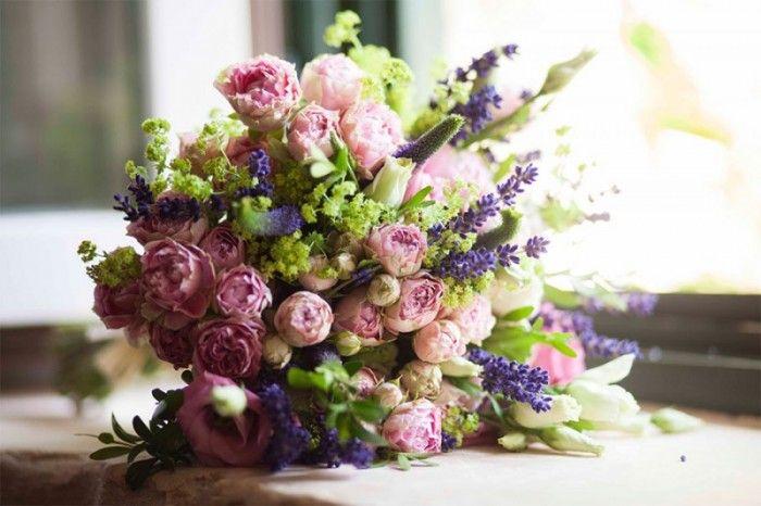 Rosas de Pitimini para el Ramo de Novia